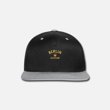 Germany Berlin - Snapback Cap