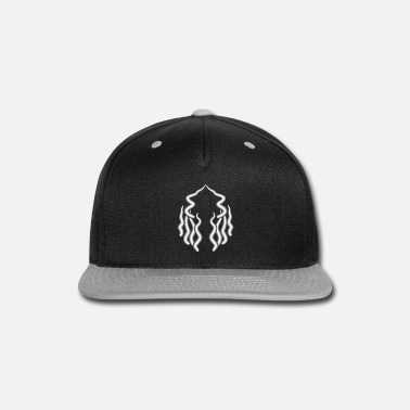 Abstract Abstract - Snapback Cap