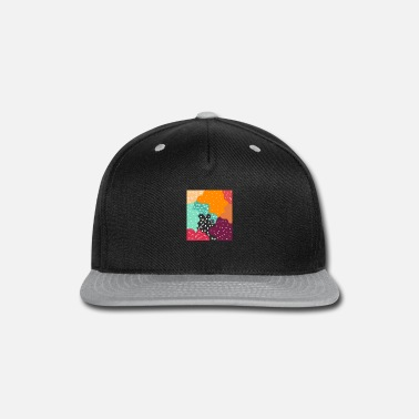 Graphic Art Abstract Graphic Art - Snapback Cap