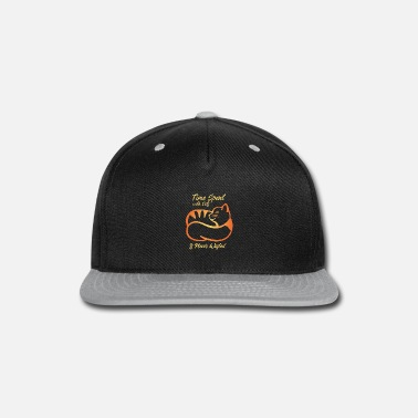 Tabby Cat Pet - Snapback Cap