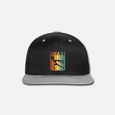Area Storm Area 51 They Can't Stop Us All - Snapback Cap