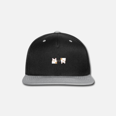 meow cute cats - Snapback Cap