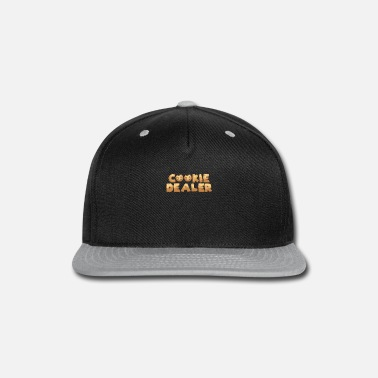 Chip Cookie Dealer Gift Chocolate Chip Funny Baking - Snapback Cap