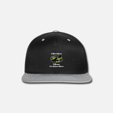 Lawn Care Specialist Mowing Garden Mower Gardener Lawnmower Yard Work - Snapback Cap