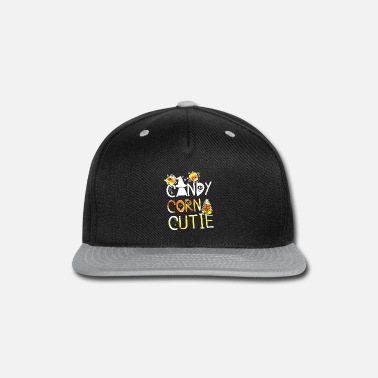 Candy Corn Cutie Halloween Costume Party National - Snapback Cap