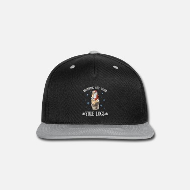 Af Santa Claus Dropping Off Your Yule Logs Christmas - Snapback Cap