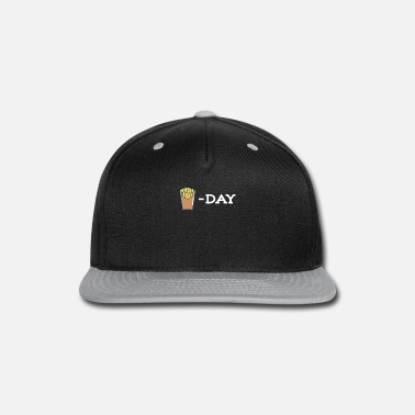 Meal French Fries Day - Snapback Cap