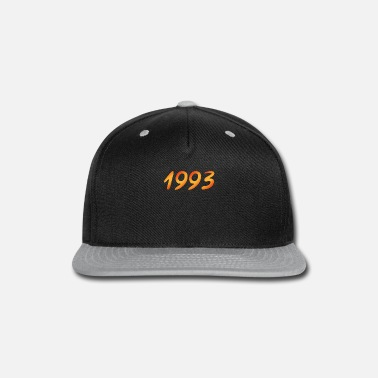 Date Of Birth Year of birth 1993 Date of birth - Snapback Cap