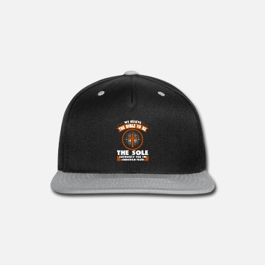 Church We Believe The Bible To Be The Sole Authority - Snapback Cap