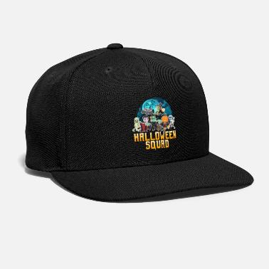 Halloween Team T-Shirt 2020 Monster - Snapback Cap