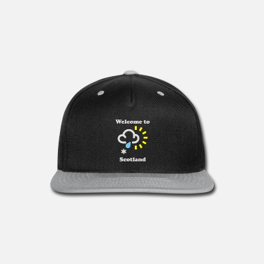 Weather Scottish Weather - Snap-back Baseball Cap