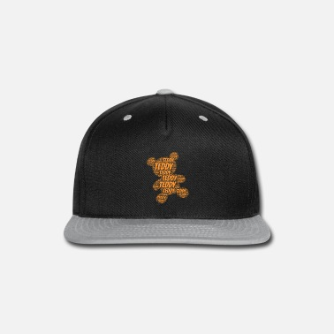 Working Class Teddy | Presents - Snap-back Baseball Cap
