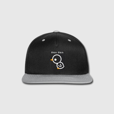 Hen Hen Hen merch 2nd drop - Snap-back Baseball Cap