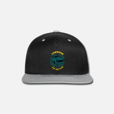 Day Lowrider Low And Slow Geschenk - Snap-back Baseball Cap