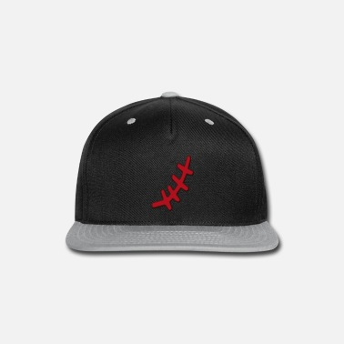 Scar scars - Snap-back Baseball Cap