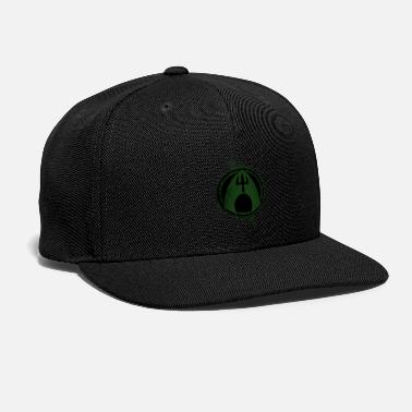Form abstract forms - Snapback Cap