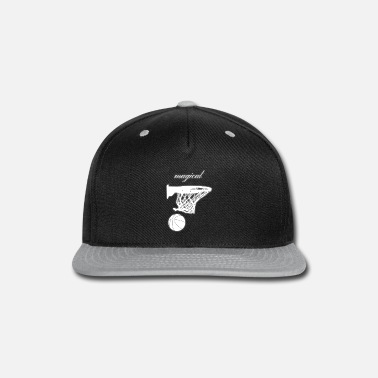 Magical Basketball Siwsh GOAT Hall of Fame - Snapback Cap