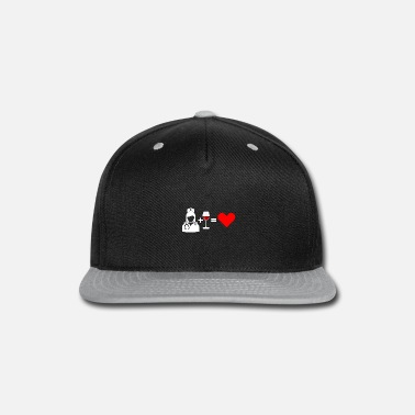 Medica Nurse Red Wine - Love - Snapback Cap