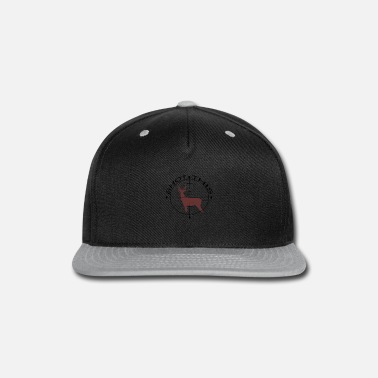 Shot shot the deer - Snap-back Baseball Cap