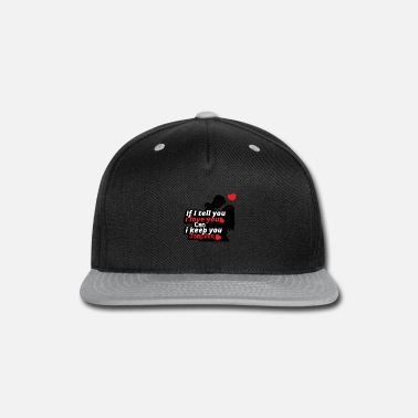 Married Couple Love relationship Valentines day gift Couple - Snap-back Baseball Cap