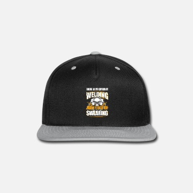 ee4700bff Shop Weld Baseball Caps online | Spreadshirt