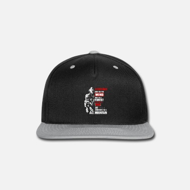 Sports Fast As The Wind Quiet Artilleryman - Snap-back Baseball Cap