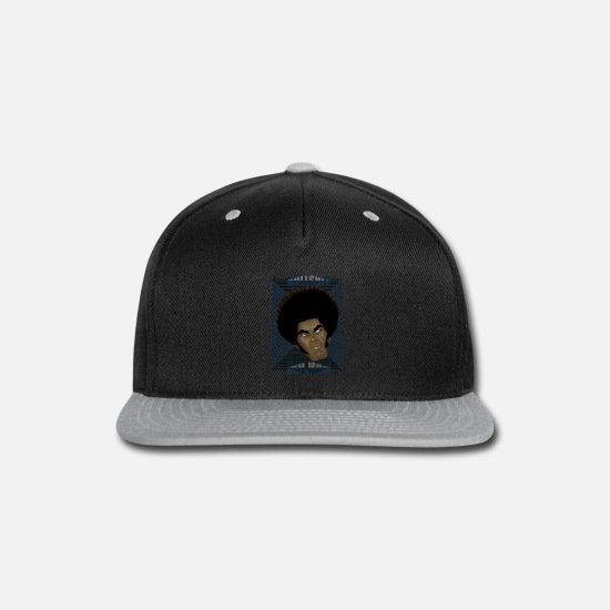 Mr Caps - bullshit mr han - Snapback Cap black/gray