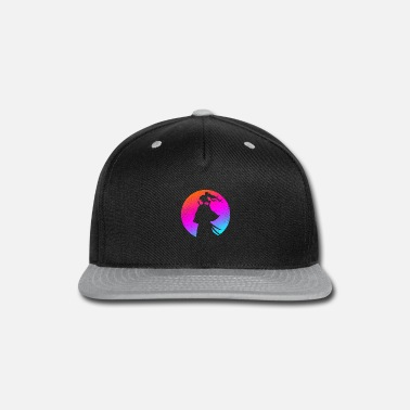Samurai color sam - Snap-back Baseball Cap