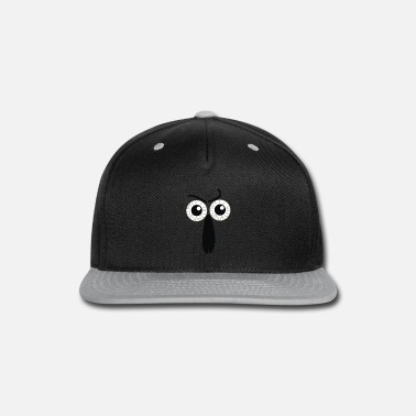 Nose eyes and nose - Snapback Cap