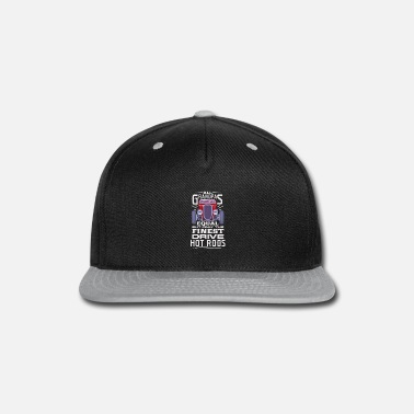 Hot HOT RODS The Finest Drive Hot Rods - Snapback Cap
