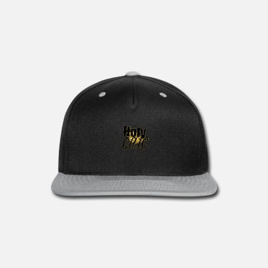 Chic Holy Chic - Snap-back Baseball Cap