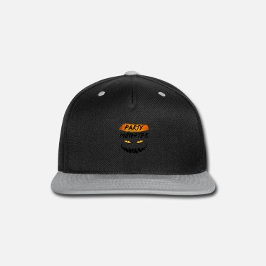 Party Monster Party Monster - Snap-back Baseball Cap