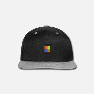 Windows Broken Windows - Snap-back Baseball Cap