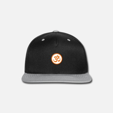Goa om symbol - Snap-back Baseball Cap