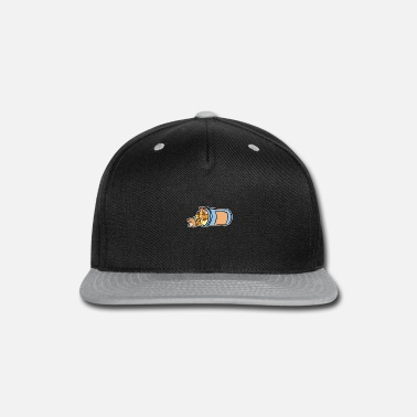 Group Hamster group - Snap-back Baseball Cap