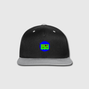 Motion stop motion - Snap-back Baseball Cap