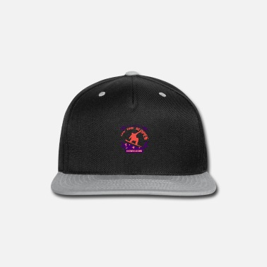 Slope LIFE IS BETTER ON THE SLOPES - Snapback Cap