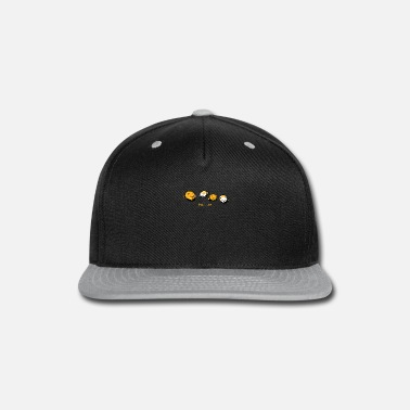Education Culture Cat Education - Snapback Cap