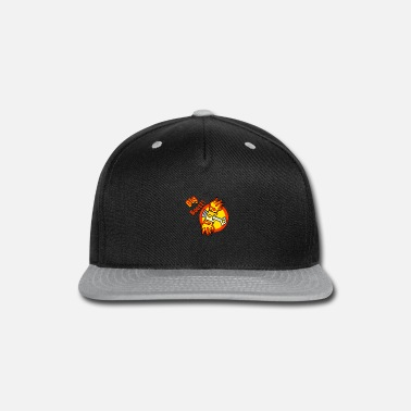 Big Big Boost Car Turbo flames - Snapback Cap