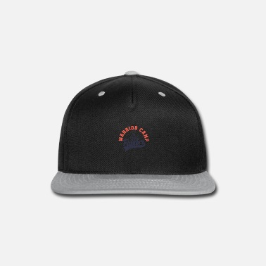 Fearless Warrior camp - Snapback Cap
