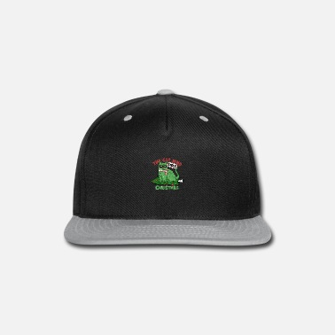 The Cat Who Stole Christmas Purresents - Snapback Cap