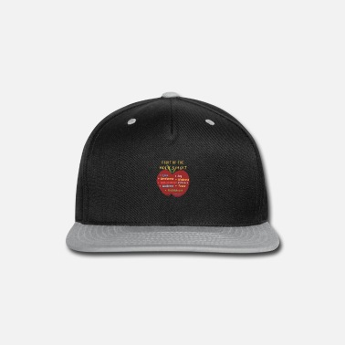 Fruit Fruit of the Holy Spirit Apple - Snapback Cap