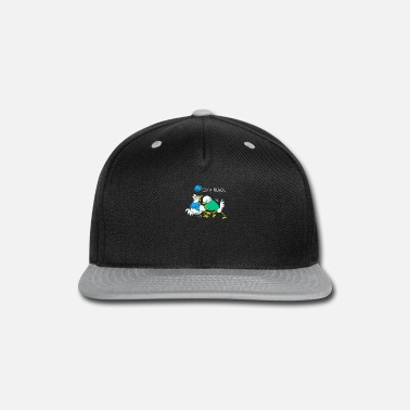 Cock Cock Block - Snap-back Baseball Cap