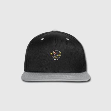Shiny shiny - Snap-back Baseball Cap