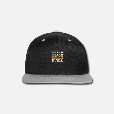 Demanding Dollar Bills Y all Toddler - Snapback Cap