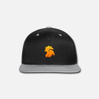 Rooster rooster - Snap-back Baseball Cap
