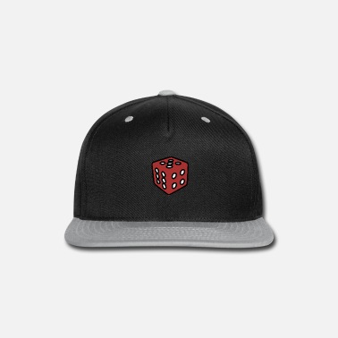 Dice dice - Snap-back Baseball Cap