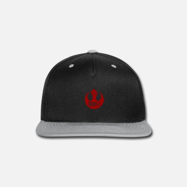 Rebel Flag empire rebel - Snap-back Baseball Cap
