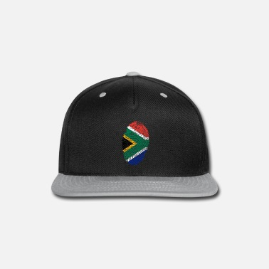 Africa South Africa Flag - Snapback Cap