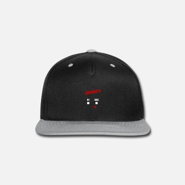 Tick Drunk? Yes or no - Snapback Cap
